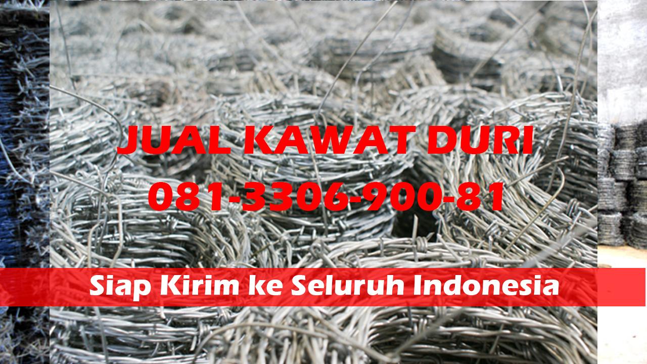 Jual Kawat Duri Silet di Malang 2017