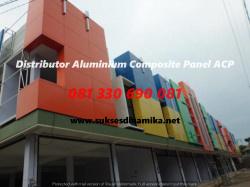 Jual Aluminium Composite Panel (ACP) Seven Kirim ke  Malang