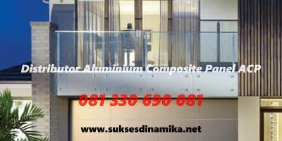 Beli Alminium Composite Panel (ACP) Goodsense Kirim ke  Surabaya