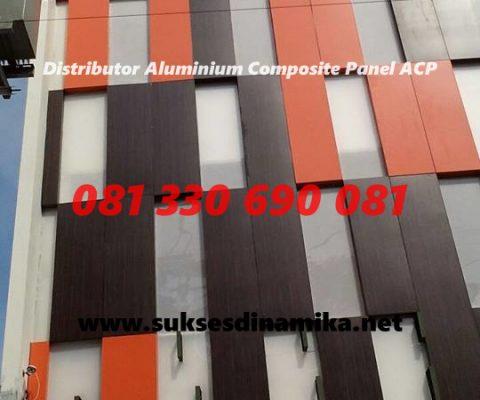 Jual Alumunium Composite Panel (ACP) Seven Kirim ke  Nganjuk