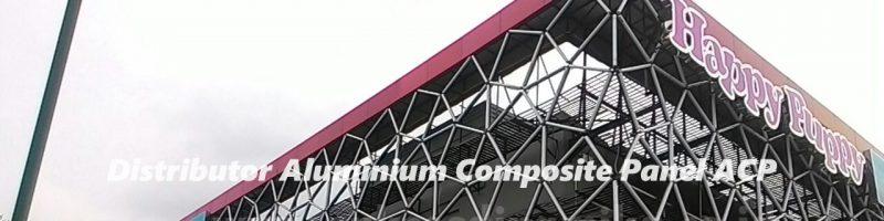 Beli Alminium Composite Panel (ACP) Alustar Kirim ke  Nganjuk
