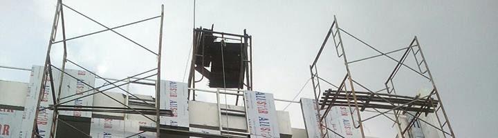 Jual Alminum Composite Panel (ACP) Jiyu Kirim ke  Batu