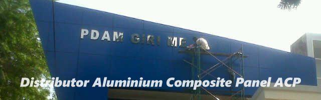 Beli Alminum Composite Panel (ACP) Alustar Kirim ke  Bangkalan