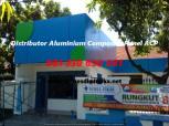 Jual Alminum Composite Panel (ACP) Jiyu Kirim ke  Magetan
