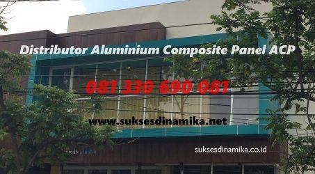 Jual Aluminium Composite Panel (ACP) Maco Kirim ke  Trenggalek
