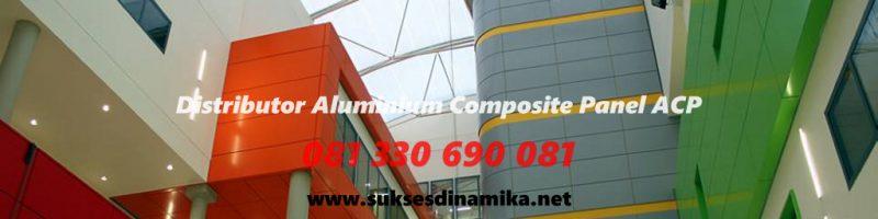 Jual Alminium Composite Panel (ACP) Aluontop Kirim ke  Probolinggo