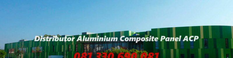 Jual Alminium Composite Panel (ACP) Alucopan Kirim ke  Blitar
