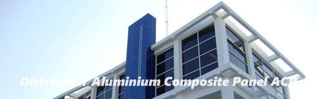 Beli Alminum Composite Panel (ACP) Alumebond Kirim ke  Pasuruan
