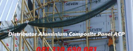 Beli Alminum Composite Panel (ACP) Goldstar Kirim ke  Nganjuk