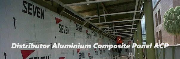 Jual Alumunium Composite Panel (ACP) Alustar Kirim ke  Pasuruan