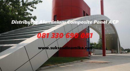 Jual Alminum Composite Panel (ACP) Alucopan Kirim ke  Magetan