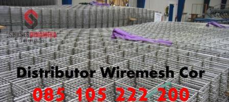 Harga Wiremesh M8 Per Lembar Sidoarjo